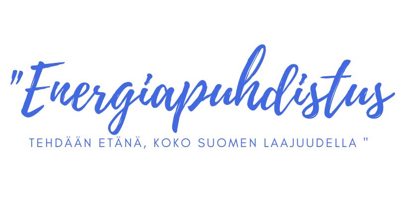 Inni Energiapuhdistus etäpalveluna koko Suomen laajuudella